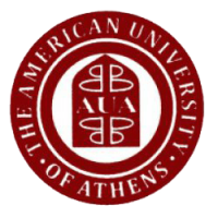 American University of Athens Logo